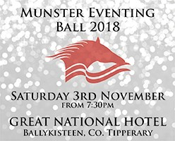 2018 Munster Ball