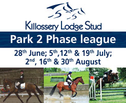Killossery Park Eventing Jun18