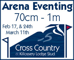 killossery arena eventing