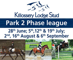 Killossery Park Eventing Jul18