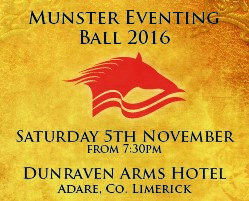 munster ball 2016